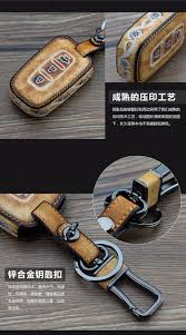 lexus key accessories leather car keychain key fob case cover for lexus is250 rx270