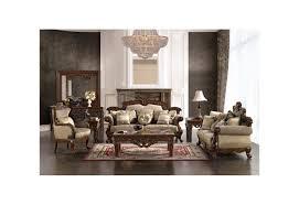 Classic Modern Living Room Homey Design Upholstery Living Room Set Victorian European