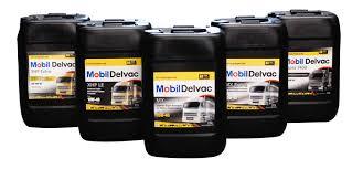 Mobil Delvac SHC XHP 10W40  www.oliebestellen.nl Hoefnagel en zoon b.v. Nieuw Lekkerland