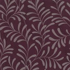 graham u0026 brown moment wallpaper damson purple plum silver