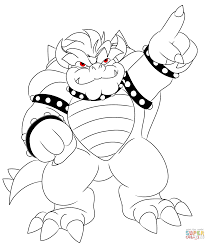 Coloring Ideas by Bowser Jr Coloring Pages Gallery Coloring Ideas 6450