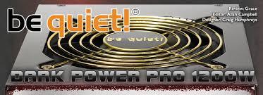 Be Quiet Dark Power     W PSU   Page   of     HardwareHeaven     HardwareHeaven com Product image