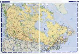 World Time Zones Map by Large Detailed Highways Map Of Canada With Time Zones New Zone