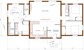 open layout floor plans home planning ideas 2017