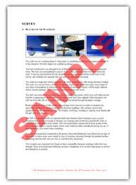 RP Marine Pre Purchase Surveys for Yachts and Motor Boats RP Marine Surveys   Sample Page