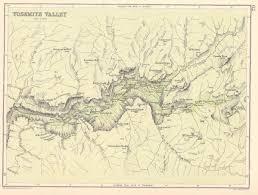 Southern Colorado Map by Yosemite Historic Maps Yosemite Library Online