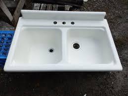 Kitchen Sinks  New York Salvage - Shallow kitchen sinks