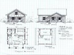 Log Cabin With Loft Floor Plans 100 Free Log Cabin Floor Plans Cabin Plans Best Images