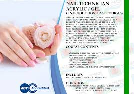 courses nail u0026 eyelash paradise