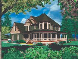 Modern Victorian House Plans by House Plans With Porches And This Southern House Plans Wrap Around