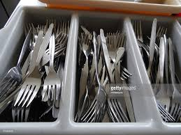 commercial stainless steel cutlery kitchen knives and forks