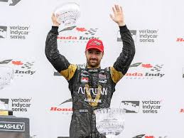 Honda Indy race  Toronto  Canada        Jul      Brian Patterson REX Shutterstock    He had a near fatal car crash about a year ago