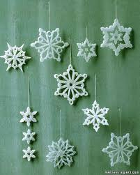 Homemade Christmas Decorations by Diy Christmas Ornament Projects Martha Stewart