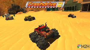 monster trucks nitro 2 hacked crash drive 2 windows mac linux web mobile ios ipad android