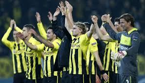 Pertandingan Real Madrid vs Borussia Dortmund