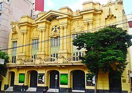 Wicked  musical    Wikipedia Wikipedia Renault Theater  pt   stage of the Brazilian version of  quot Wicked quot  in S  o Paulo