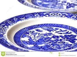 Porcelain by Porcelain Plates Royalty Free Stock Photos Image 35532938