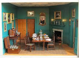 Best Dollhouse Dining Room Images On Pinterest Dining Room - Family dining room