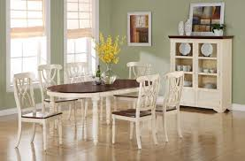 Discount Dining Room Sets Free Shipping by W2046 White Dining Table Groups Cm3846wh Rgb Room Furniture Sets