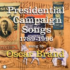 halloween sounds cd presidential campaign songs 1789 1996 smithsonian folkways