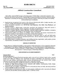 Oilfield Resume Objective Examples by 5 Useful Oilfield Resume Templates 2017 Resume Templates Word