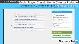 Media Player Classic Home Cinema Portable     bit  Keygen  Risk Free Download