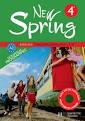 New Spring 4e LV1 - Anglais - Livre de l