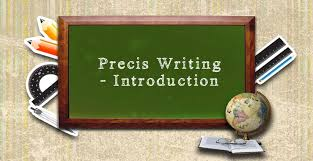 precis writing