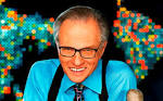 CNN talk show host Larry King