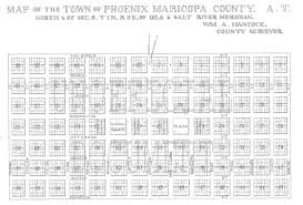 Phoenix International Raceway Map by History Adventuring The History Of The Street Names In Phoenix