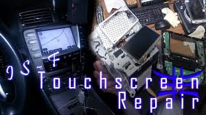 lexus isf parts lexus is f touchscreen repair youtube