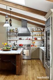 House Beautiful Kitchen Design Steel Kitchen Design Industrial Kitchen Design Ideas