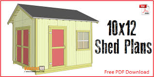 Diy Garden Shed Plans Free by Free Shed Plans With Drawings Material List Free Pdf Download