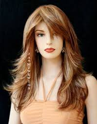 cute haircuts for long hair with side bangs and layers popular
