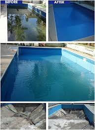 Little Giant Water Pumps Blue Wave Pool Services This Pool Had A High Water Table That
