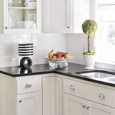 kitchen kitchen countertop granite tiles black island cart with