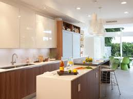 White Kitchen Cabinets With Black Granite Countertops by Black Kitchen Cabinets Pictures Ideas U0026 Tips From Hgtv Hgtv