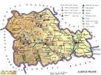 Judetul Neamt - Harta Romaniei