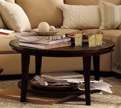 pedestal coffee table round wood u2014 home ideas collection