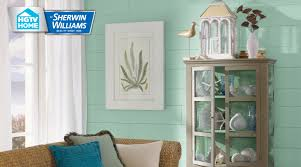 Sherwin Williams Interior Paint Colors by Coastal Cool Wallpaper Collection Hgtv Home By Sherwin Williams