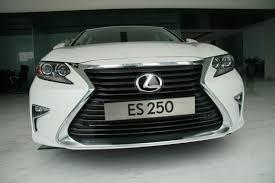 hang xe lexus tai sai gon tu van xe lexus es 250 model 2016 xe lexus es 250 model 2016