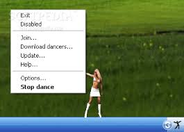 mp3 dancer
