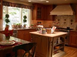 kitchen interesting u shape kitchen design with birch wood