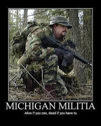 Michigan Militia.