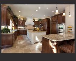 large kitchen cabinet home decoration ideas richly detailed u shaped kitchen centers dark wood cabinetry around large white painted wood