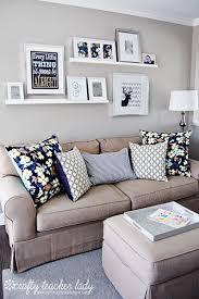 Best  Floating Shelf Decor Ideas On Pinterest Shelving Decor - Wall decor for living room