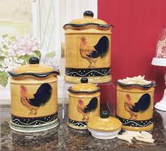 amazon com tuscany sunshine country rooster hand painted