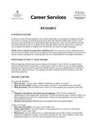How To Write Job Resume by How To Write Resume Objective Berathen Com
