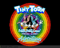 Tiny Toon Adventures: Buster Busts Loose! for SNES