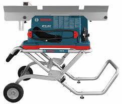 Bosch Table Saw Parts by Bosch Gts1041a 09 Reaxx Flesh Detecting Jobsite Table Saw With